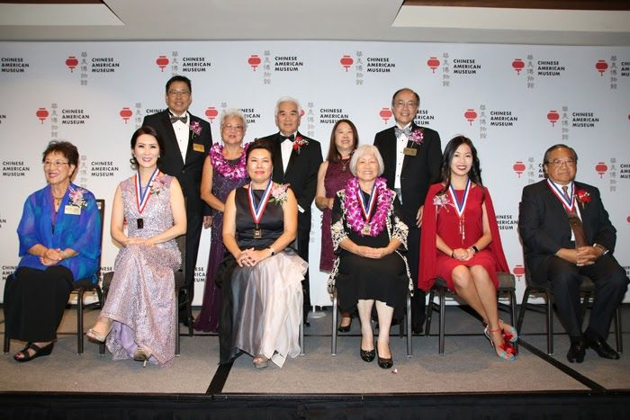 The Chinese American Museum's 23rd Annual Historymakers Awards Gala